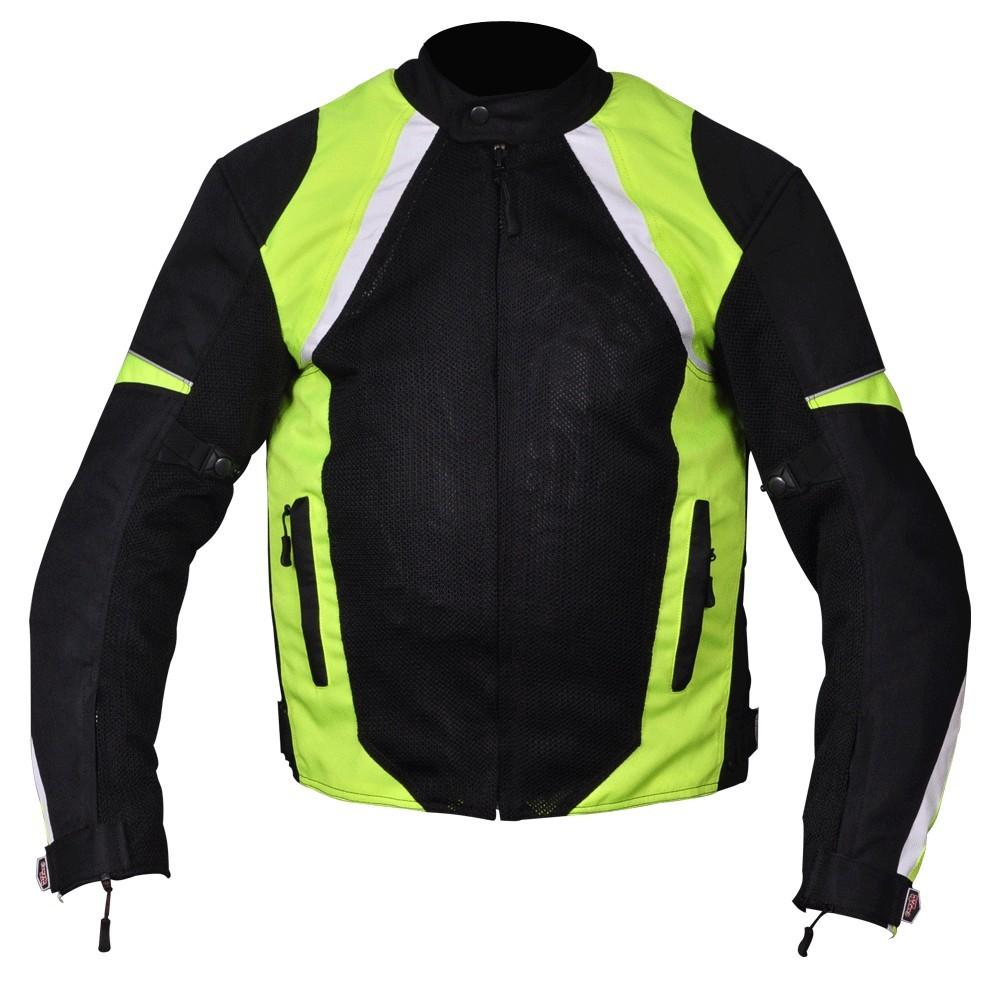 Verano Seguridad Veste moto chaleco reflectante chaqueta