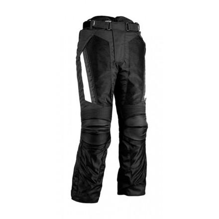 Pantalón de cordura Goyamoto GM-132 negro-blanco