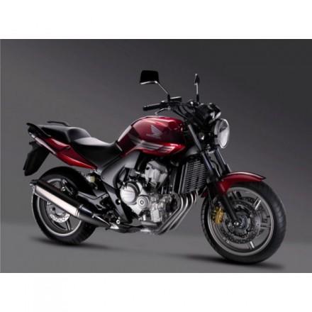 Pelacrash Honda CB 600 F 08