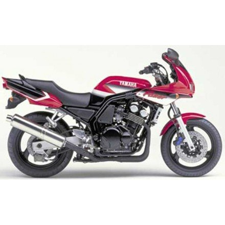 Pelacrash Yamaha Fazer 600 2001-03