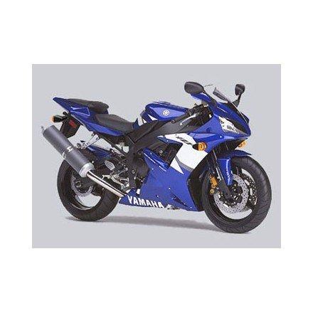 Pelacrash Yamaha R1 2002-03