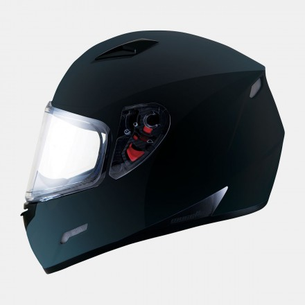 Casco integral MT Mugello Solid Gloss Black