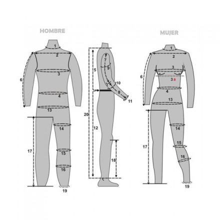 Pantalón de cordura a medida