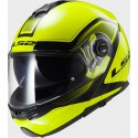 Casco modular LS2 FF325.20 Strobe Civik Hi-Vis Yellow Black