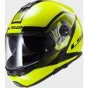 Casco modular LS2 FF325.20 Strobe Civik Hi-Vis Yellow Black