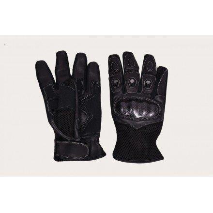 Guantes cortos de verano Compilo CM-2054 color negro