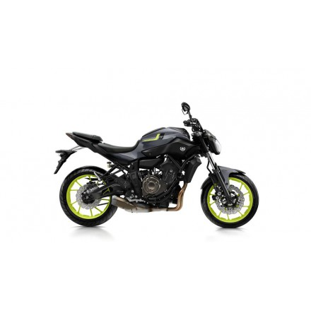 Pelacrash Yamaha MT-07 (2016)