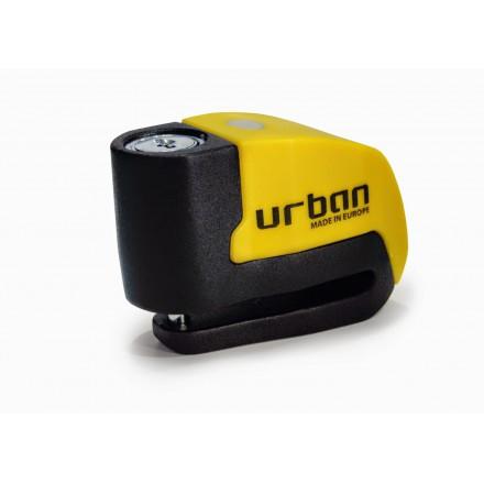 Antirrobo disco Urban UR6 con alarma 6mm. y 120 db