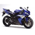 Pelacrash Yamaha R1 2007-2008
