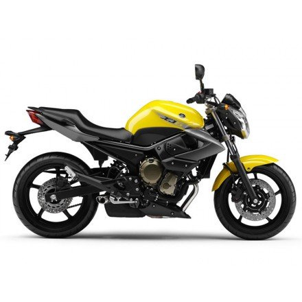 Pelacrash Yamaha XJ6 Diversion 09