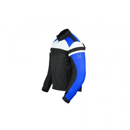 Chaqueta corta invierno M-Zone T73 azul