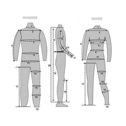 Pantalón de cuero a medida