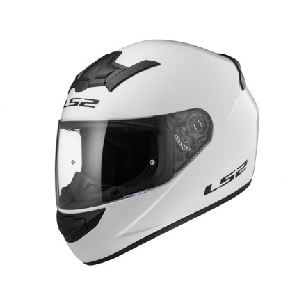 Casco integral LS2 FF352.10 ROOKIE Solid White