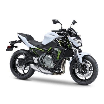Pelacrash Kawasaki Z-650 Ninja 2017