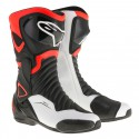 Botas Alpinestars SMX-6 V2 Black-Red-White
