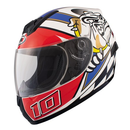 Casco Shiro SH-829 Luca Kids