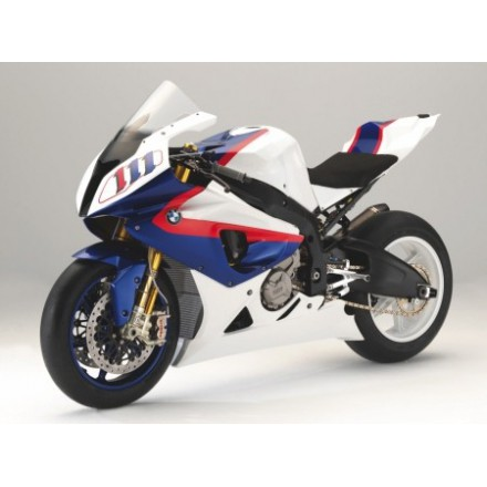 Pelacrash BMW S1000 RR 10