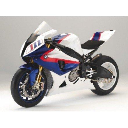 Pelacrash BMW S1000 RR 10