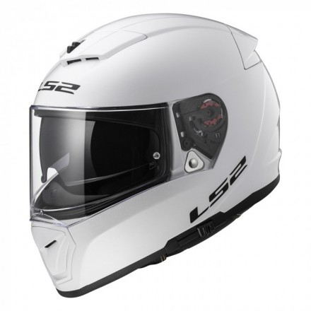 Casco integral LS2 FF390.10 Breaker Solid White