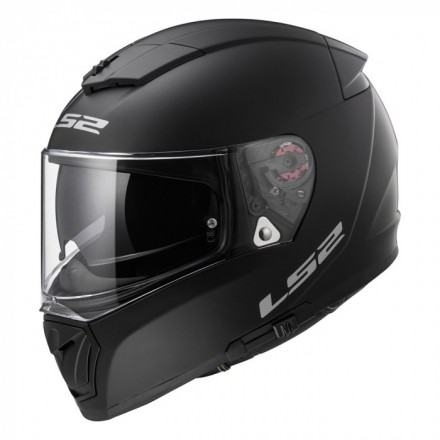 Casco integral LS2 FF390.10 Breaker Solid Matt Black