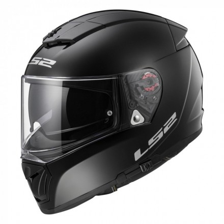 Casco integral LS2 FF390.10 Breaker Solid Black