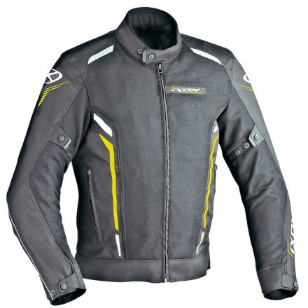 Chaqueta verano IXON Cooler Black Yellow