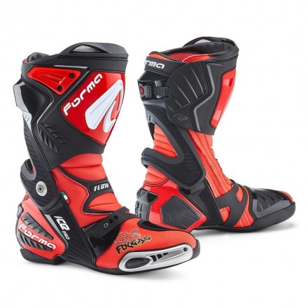 Botas moto Racing Forma ICE PRO Réplica Folger