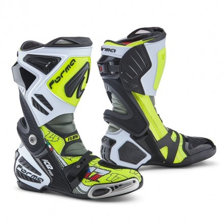 Botas moto Racing Forma ICE PRO Réplica Karel Abraham