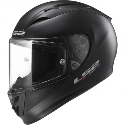 Casco integral LS2 FF323.11 Arrow R Evo Matt Black
