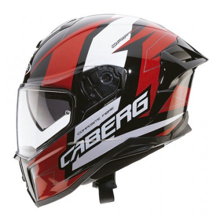 Casco integral Caberg Drift Evo Speedster rojo