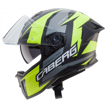 Casco integral Caberg Drift Evo Speedster flúor