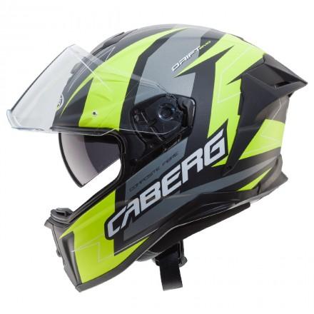 Casco integral Caberg Drift Evo Speedster flúor
