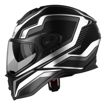 Casco integral Caberg Drift Flux D0 mate-gris