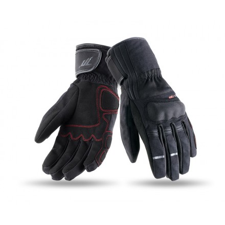 Guantes invierno touring mujer Seventy Degrees SD-T25 negro