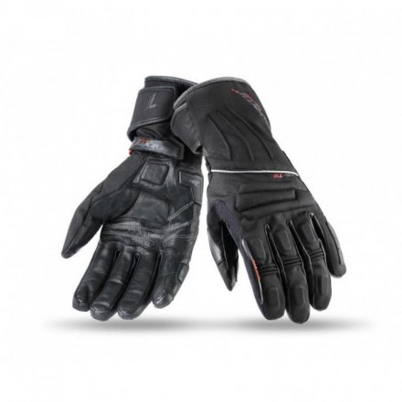 Guantes invierno Seventy Degrees SD-T3 touring negro