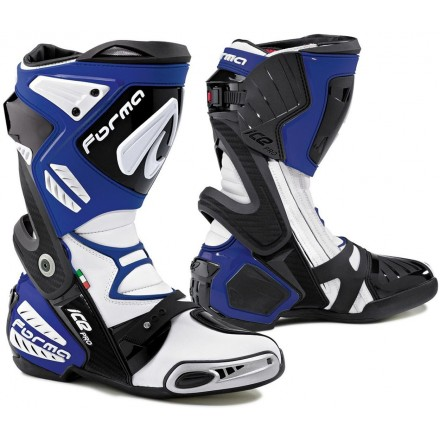 Botas moto Racing Forma ICE PRO azul