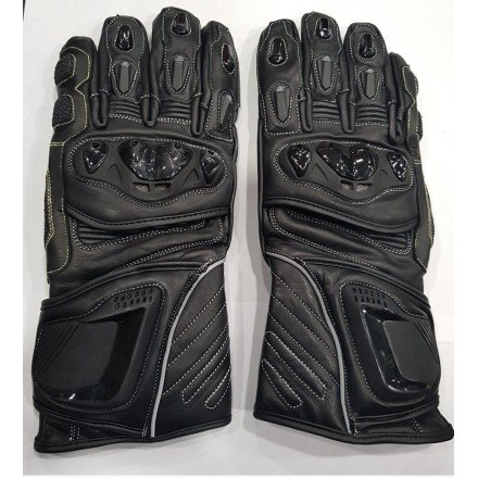 Guantes racing Compilo ZX PRO 201 Negro