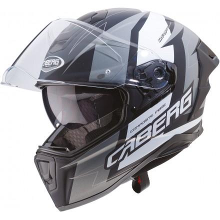 Casco integral Caberg Drift Evo Speedster gris mate