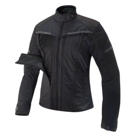 Chaqueta casual mujer ONBOARD Essence 4S negra