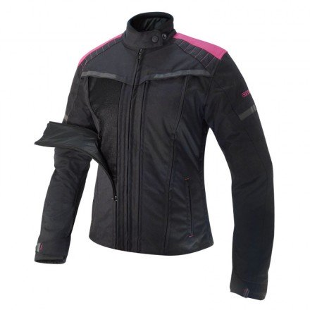 Chaqueta casual mujer ONBOARD Essence 4S rosa