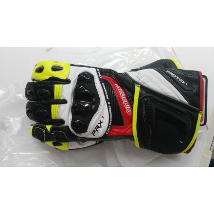 Guantes racing ONBOARD PRX-1 FL-RD
