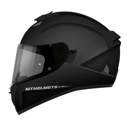 Casco integral MT Blade SV Solid Matt Black