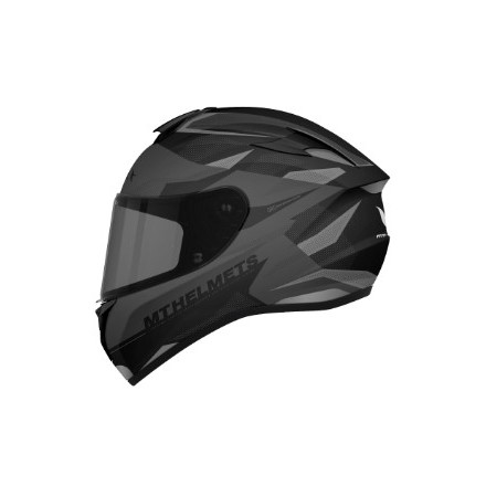 Casco integral MT Targo Enjoy E2 Matt Gray