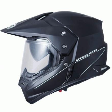 Casco cross MT Synchrony SV Duo Sport Gloss Black