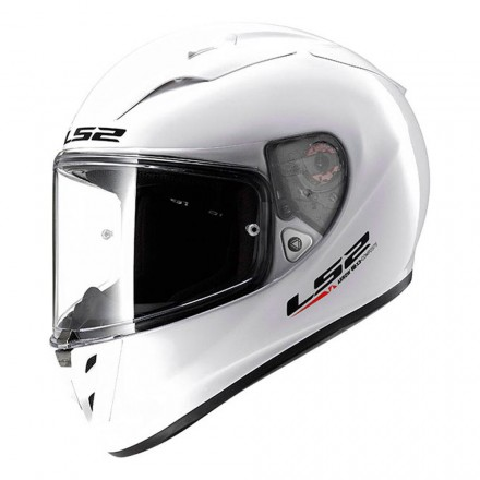 Casco integral LS2 FF323.11 Arrow R Evo Solid White