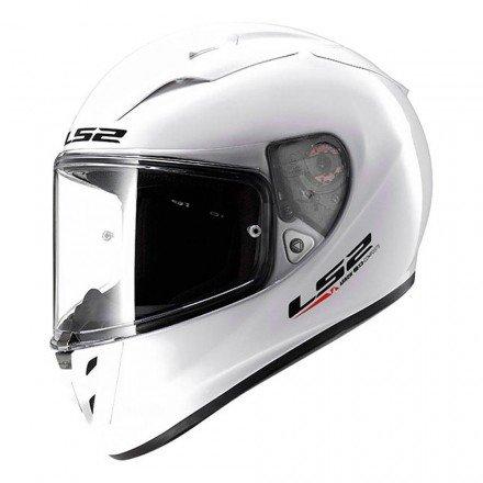 Casco integral LS2 FF323.11 Arrow R Evo Solid White