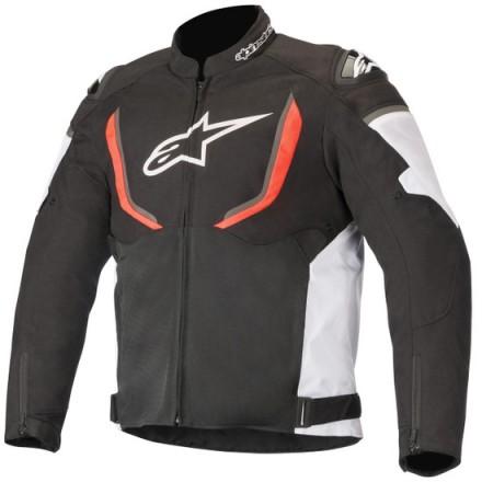 Chaqueta Alpinestars T-GP R V2 Air Black White Red Fluo