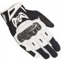 Guantes Alpinestars SMX-2 Air Carbon V2 Black White