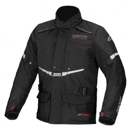 Chaqueta Alpinestars Andes Drystar SE Black