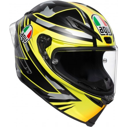 Casco AGV Corsa R Réplica Mir Winter Test 2018
